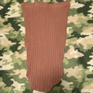 Dresses & Skirts - Brown skirt-sz M (EUC)